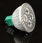 LED 2X MR16 4000K 45 Flood