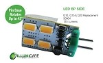 LED Rotatable G4 BiPin 3000K Horizontal (side pin)