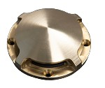 Proteus Brass Surface Mount Dock Light